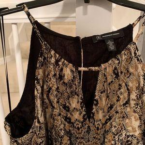 NWT I. N. C. Dress